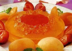 Апельсинове желе