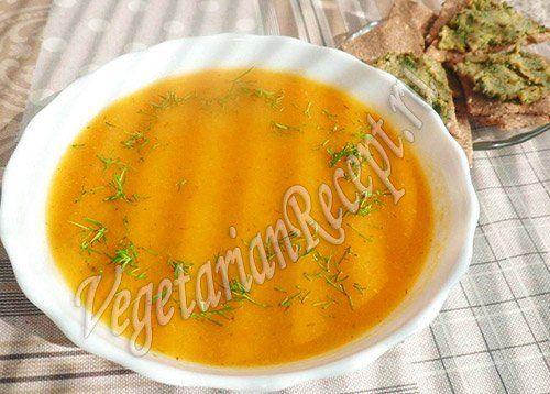 Страви для вегетаріанців: рецепти супів, других страв і напоїв