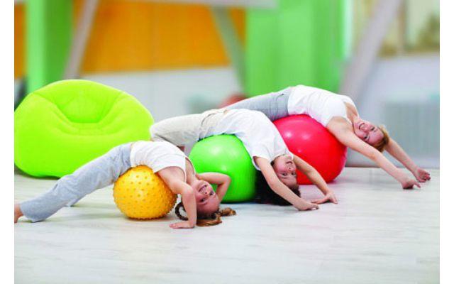 Дітки - в тренді. Набирає популярності фітнес для немовлят - фото