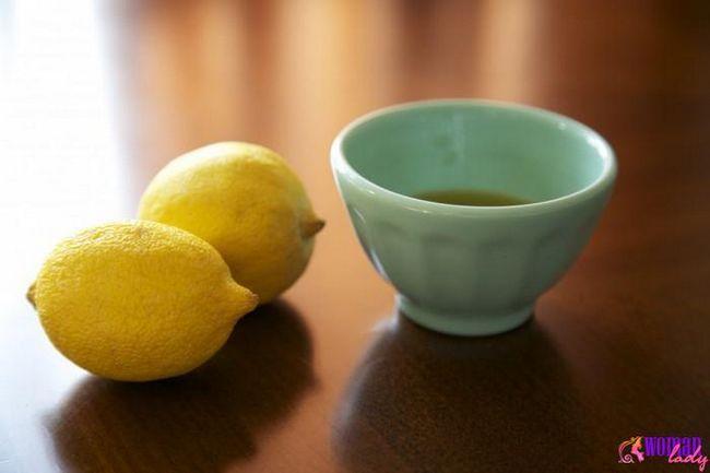 Дієта на лимонному соці
