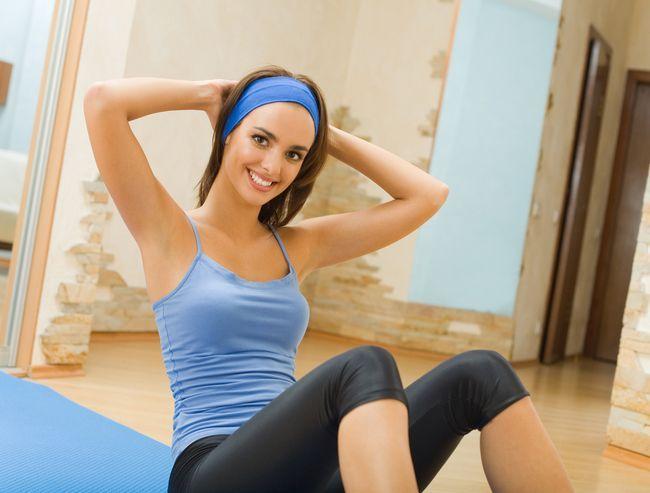 Домашній фітнес: як організувати тренування вдома - фото