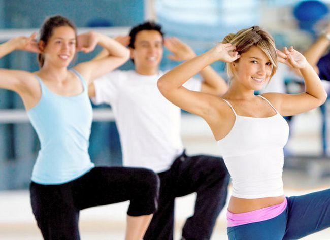 Фітнес для схуднення в домашніх умовах
