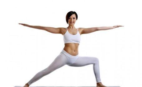 Фітнес-йога для збільшення зростання - фото