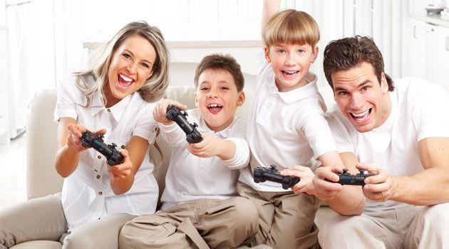 Ігрова приставка для дитини
