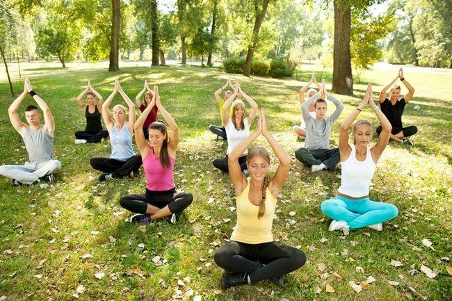 Йога для краси і здоров`я
