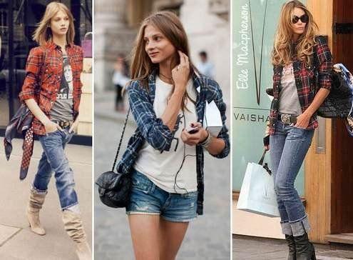 Як дівчині носити сорочку: створюємо модні і стильні образи