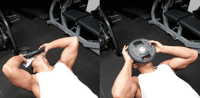 Як накачати м`язи шиї: комплекс спеціальних вправ