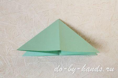 Як зробити жабу з паперу, яка стрибає і каже