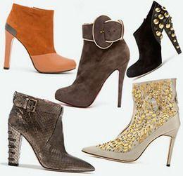 Як вибрати замшеве взуття?