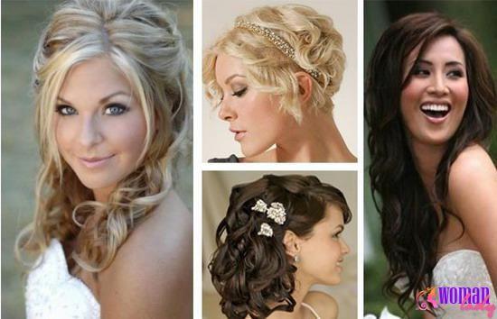 Яку зачіску вибрати нареченій?