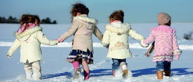 Яку зимовий одяг вибрати дитині?