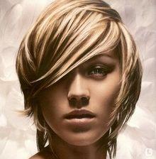 Колорування на світле волосся: фото-підбірка на будь-який смак (в тому числі до і після)
