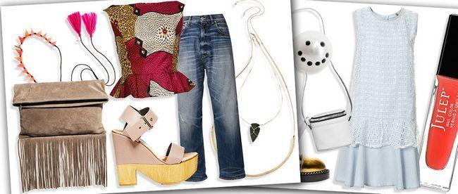 Мода для підлітків: 5 підліткових луків для дівчаток в школу