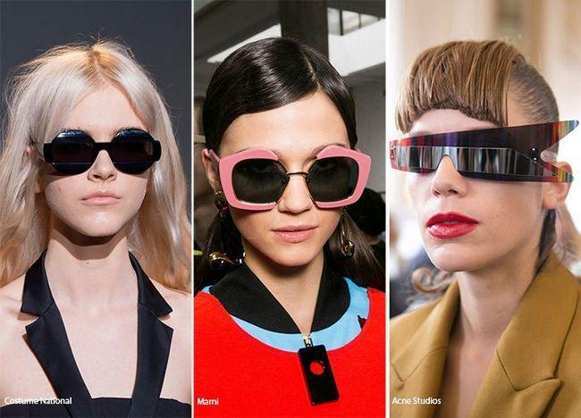 Модна форма очок 2017: нові тенденції від провідних дизайнерів планети