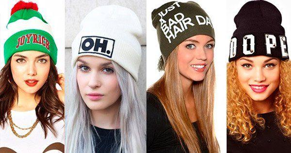 Модні молодіжні жіночі шапки 2017: фото моделей для всіх сезонів року