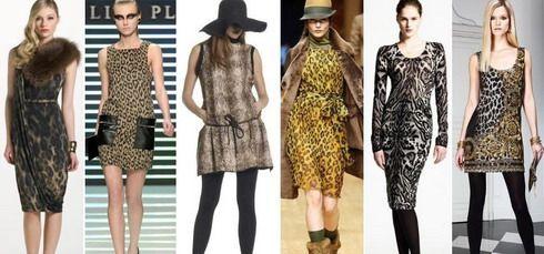 Модні сукні осінь-зима 2017-2012