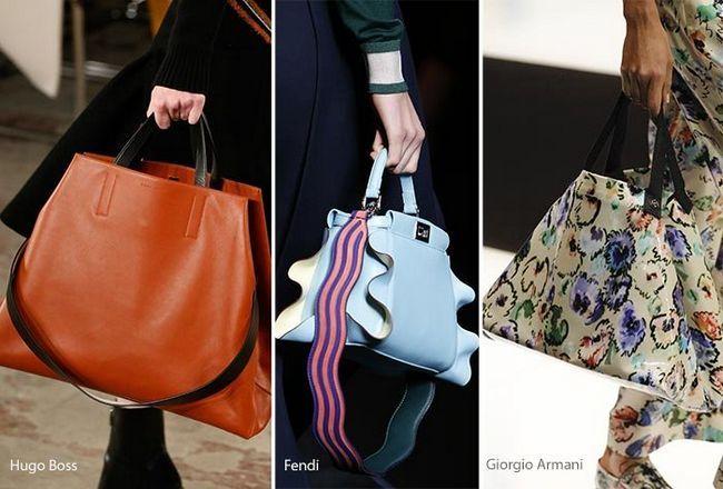 Модні сумочки 2017 року: нові тенденції та фото трендових моделей