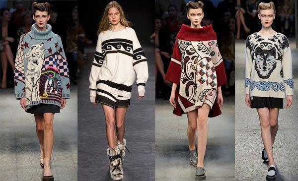 Модні светри на осінь - будьте найстильнішою жінкою 2017 - 2017 року