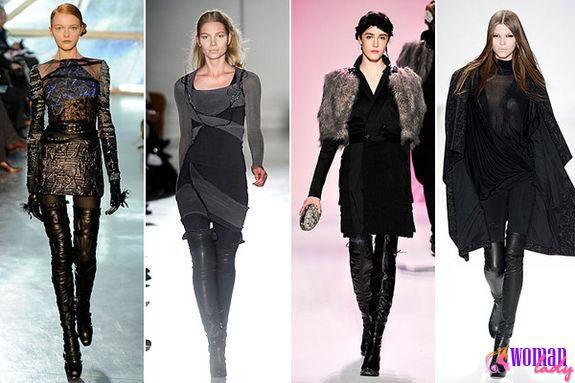 Модні тенденції - осінь 2017