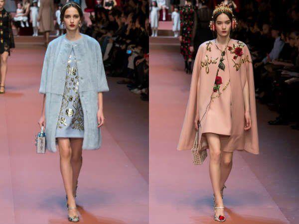 Модні жіночі пальта осінь 2017: фото різних моделей для струнких і повних жінок