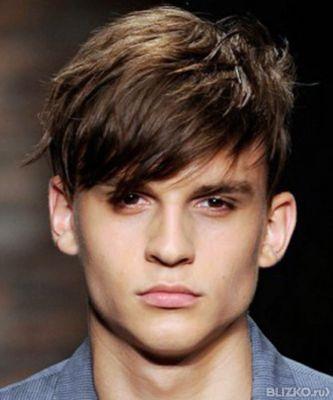 Чоловіча стрижка канадка з фото і відео-уроками: стильна річна зачіска