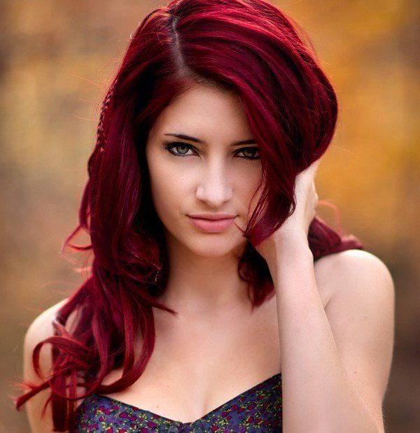 Натуральна хна для волосся: відтінки і фото до і після, а також рецепти правильного змішування