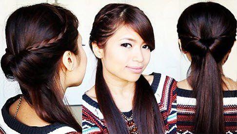 Нескладні зачіски на довге волосся для жінок і дівчаток (з фото-інструкціями)
