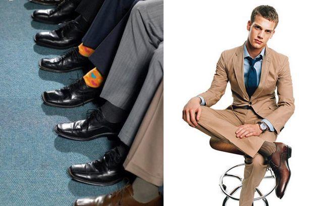 Шкарпетки - не дрібниця! Чоловіча психологія - фото