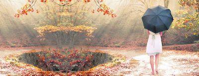 картина осені