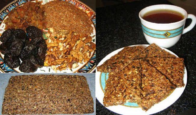 Печенька для перекусу - дієтичне печиво фітнес