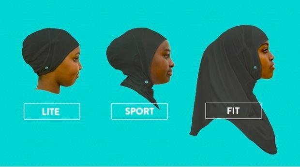 Перший спортивний хіджаб надійшов у продаж - фото