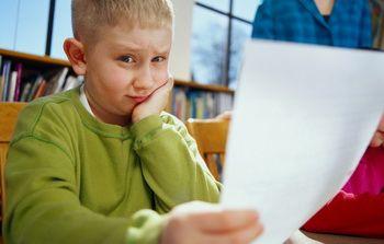 Чому дитина не хоче вчитися? Що робити