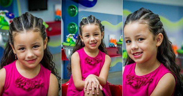 Зачіски для дівчаток на довге волосся в школу і на свято (з фото і покрокові інструкції)