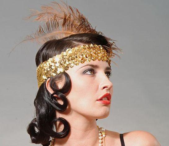 Зачіски в стилі гетсбі на довгі, середні і короткі волосся (з фото)