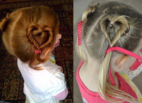 Зачіски для маленьких дівчаток: косички і хвости з елементами плетіння + майстер-класи