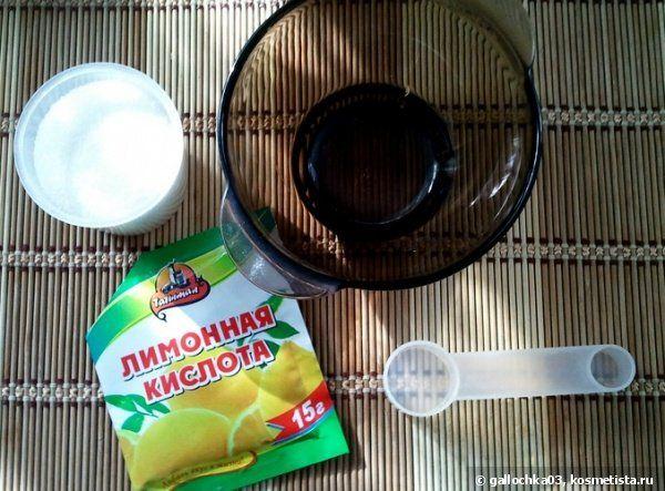 Рецепт шугаринга з лимонною кислотою в домашніх умовах: правила приготування