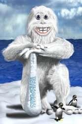 Розшук місця проживання снігової людини на планеті
