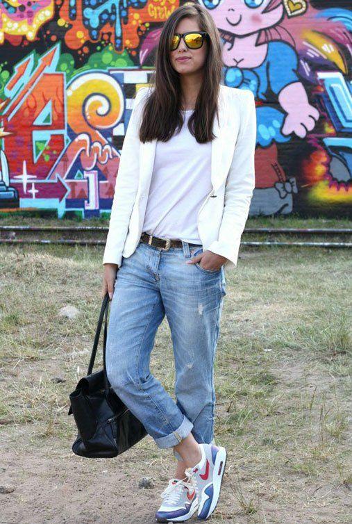 З чим носити кросівки найк: створюємо стильний молодіжний образ