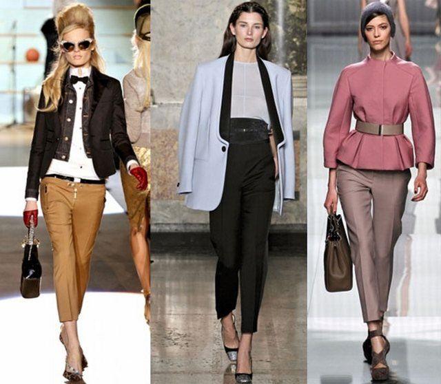 З чим носити вкорочені брюки: як уникнути помилок у створенні модного образу