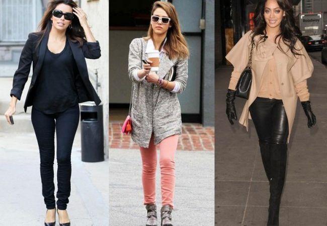 З чим носити вузькі брюки, як правильно поєднувати їх у своєму образі