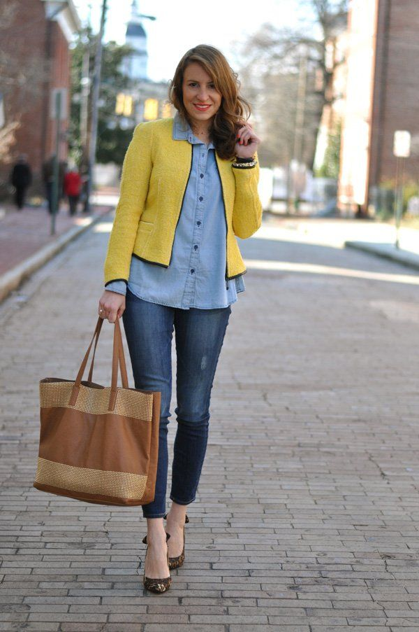 З чим носити жовтий кардиган: поради стиліста, як підібрати вдалі поєднання кольорів