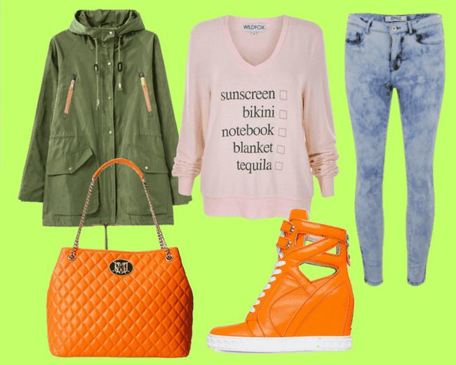 З чим носити жіночі кросівки: поради по правильному підбору гардероба