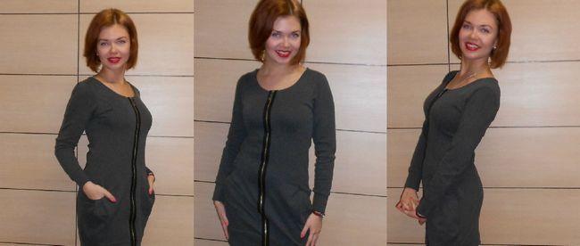 Сірий колір в одязі і його поєднання з іншими кольорами