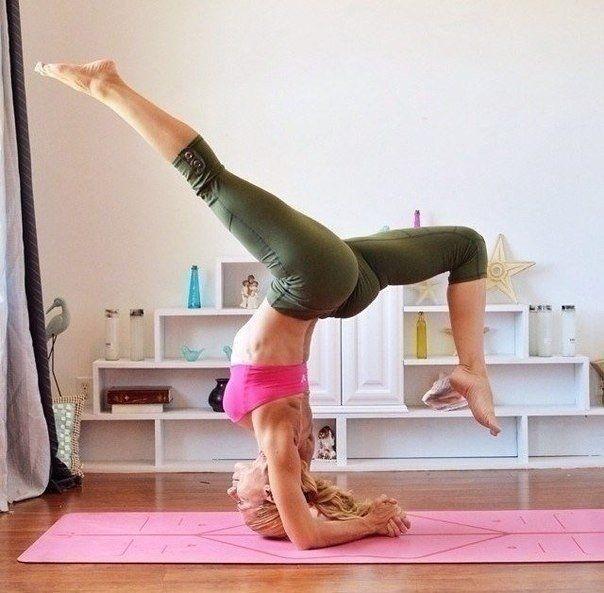 Силова йога: комплекс вправ, який можна робити в домашніх умовах