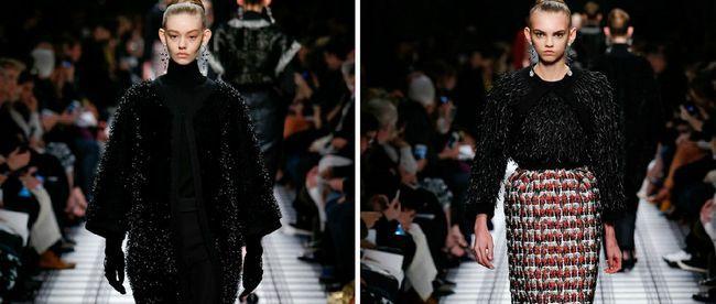Сполучення чорного кольору в одязі і їх фото