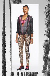 Модна кофточка в спортивному стилі Juicy Couture.