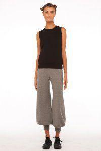 Стильні штани в східному стилі Norma Kamali.