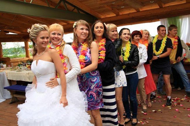 Стиль на весілля для гостей: особливості весільного дрес коду