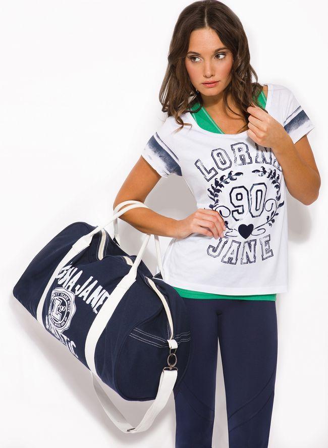 Стильні жіночі спортивні сумки: модні моделі