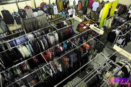 Сток одяг
